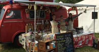 Lemon Jelli's Sapeur waffle truck