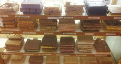 Selection of Devonshire Made fudge