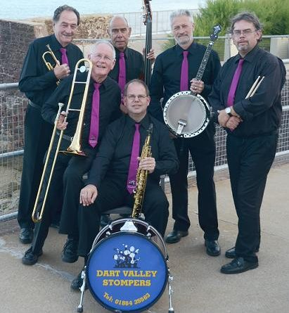 The Dart Valley Stompers Jazz Band
