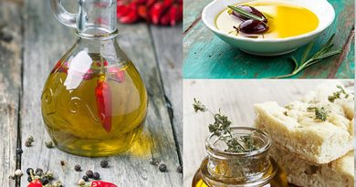A selection of olive oils and products by GREENTOGOLD