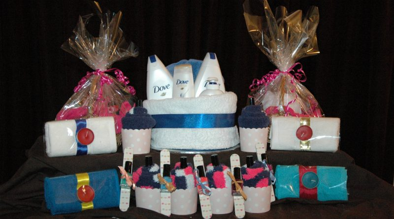 Gift packs sold by Inspirational Gifts