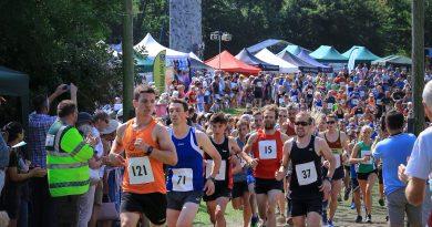 Lustleigh 10k Run