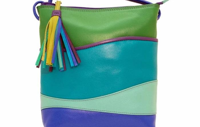 Colourful handbag by Katoli