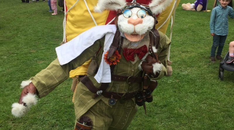 Oakwood Folk Puppet