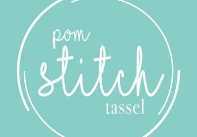 Pom Stitch Tassel Children's Crafts