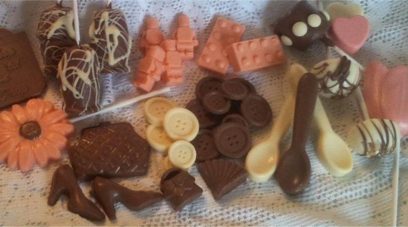 Chocolates made by Always Chocolate