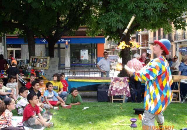 Bezerkaz Circus Workshops