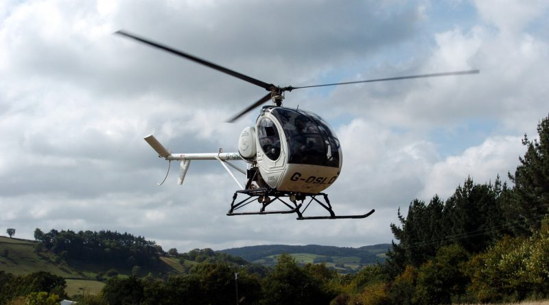 HELICOPTER RIDE FOR £1.00?